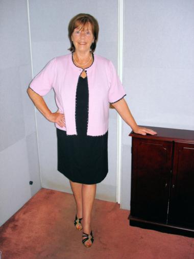 Mrs Sandra Spacie – (1)